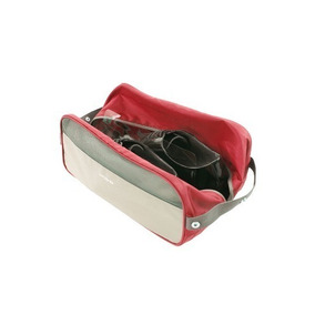 Cartera Samsonite Shoe Bag Coral / Gris