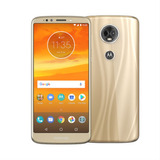 Smartphone Motorola Moto E5 Plus 16gb Dual Android 8.0 Ouro