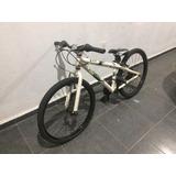 Bici De Aluminio Rodada 24 Marca Proflex Componentes Shimano