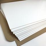 Foam Board Lamina 120 X 120 Cm 5mm Espesor Blanco Maqueta