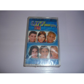 Uff Ufforia Latina Kct 2001 Inconseguible! Nuevo Y Sellado!