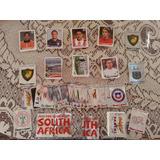 Estampas Del Mundial Sudafrica 2010 Panini