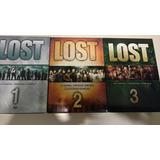 Dvd Lost 6 Temporadas Originales Como Nuevas