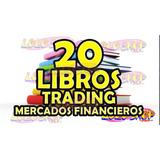 Pack Trading 20 Libros Digitales Exito Mercados Financieros
