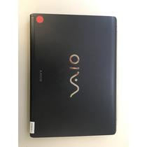 Notebook Sony Modelo Pcg 5p2l Note 4 3 Gb Defeito Tela