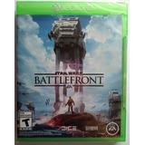 Star Wars Battlefront Para Xbox One + Nuevo + Envío Gratis