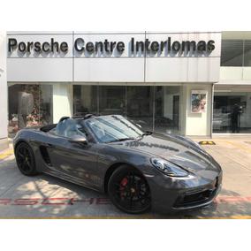 Porsche Boxster Gts Pdk 2018