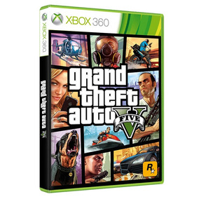 Juego Para Xbox 360 Grand Theft Auto V