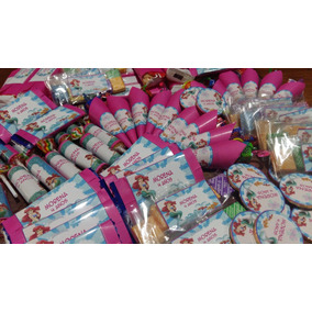 Candy Bar La Sirenita Ariel /60 Golosinas !!