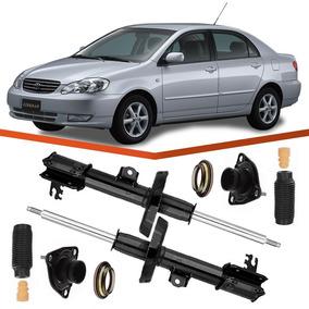 Kit 2 Amortecedor Corolla Dianteiro 2002 2003 2004 2005 2006