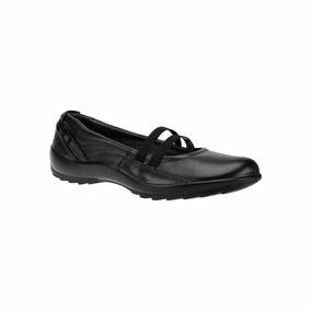Calzado Zapato Escolar Flexi Niña 58910 Negro Juvenil Dama