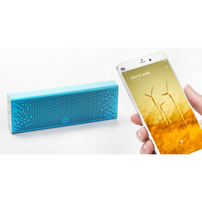 Xiaomi Parlante Stereo Inalámbrico Bluetooth Aux Micro Sd