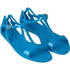 Sandalias Originals Or Zx Sandal W Mujer (celeste adidas)
