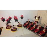 Centro De Mesa Mickey Mouse !!! Super Oferta