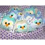 10 Souvenirs De Tela Baby Shower, Nacimiento, Bautismo,añito