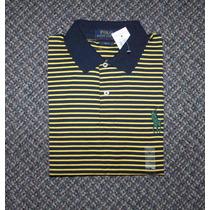 Camisa Polo Ralph Lauren Tamanho M Original Algodão