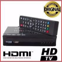 Conversor Tv Digital Função Gravador Hdmi Full Hd Rca Usb