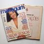 Revista Manequim Isabel Fillardis Ano 1995 N°427