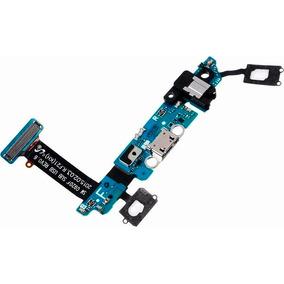 Flex Completo Centro De Carga Microfono Galaxy S6 G920 G925i