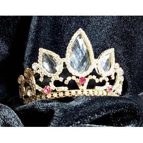 Coronas De Pedreria Fina Princesa Rapunzel Envio Gratis Dhl