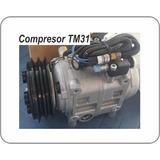 Compresor Tm31 Para Minibus Encava