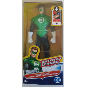 Lanterna Verde Mattel Dc 15 Cm