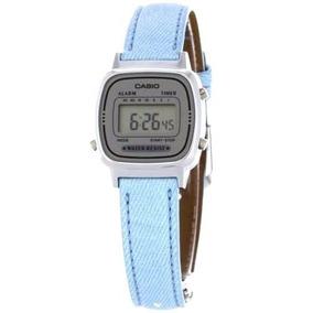 89eeb972702 Casio La 670 - Relógios De Pulso no Mercado Livre Brasil