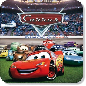 Adesivo Parede Decorativo Carros Disney Relampago Mcqueen