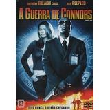 A Guerra De Connors - Dvd - Anthony