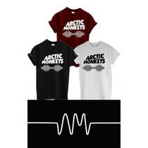 Playeras Arctic Monkeys Jinx 100% Algodon