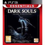 Ps3 Dark Souls Prepare To Die Nuevo Fisico 100% Castellano