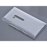 Case Capa Capinha Transparente P/ Nokia Lumia Acrílico N900