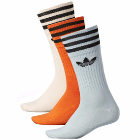 Tres Pares De Calcetines Brklyn Heights Mujer adidas Cf0061