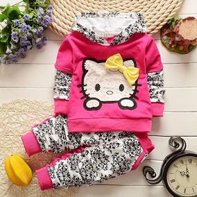 Conjunto Infantil Hello Kitty Importado