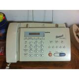 Telefono Fax Marca Brother Modelo Personal 190