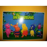 Backyardigans Combo Cotillon Para Cumpleaños Infantil