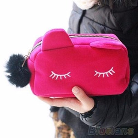 Necessaire Feminina Maquiagem Acessorios Pronta Entrega