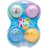Play Foam Classic X 4 Masa Pelotitas No Se Seca Ni Se Pega