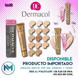 Base Dermacol Maquillaje Profesional Precio 3unidades