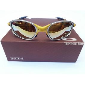 Penny Dourada Lente Roxa De Sol Oculos - Óculos De Sol Oakley em São ... 46f96cdd20