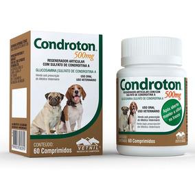 Condroton 500 Mg 60 Comprimidos [venc 12/19]
