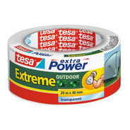 Fita Adesiva Silver Tape Transparente 48mmx20metros Extra