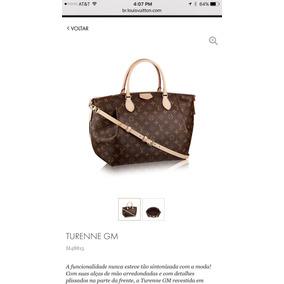 Cartera Louis Vuitton Turenne M48815 Original