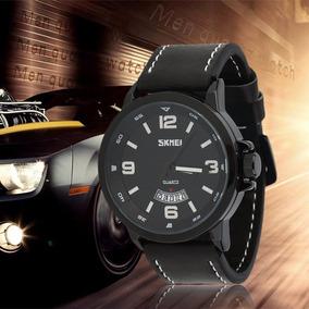 Reloj Hombre Nuevo Skmei (2) (correa Negra)