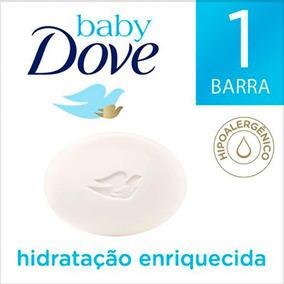 Sabonete Hidratação Enriquecida Baby Dove 75g