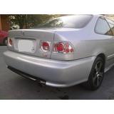 Calaveras Honda Civic 96 97 98 99 00 Deportivas Marca Sonar