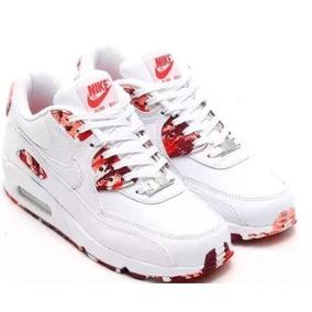 Tenis Nike Airmax 90 Floral/estampado. Feminino. Original.