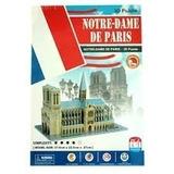 Juguete Super 3d Armable Cathedral Notre Dame Of Paris