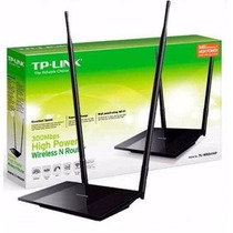 Router Inalámbrico De Alta Potencia Tp-link Tl-wr841hp