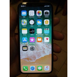 Vendo O Permuto Iphone X De 64gb Silver(blanco). Impecable!!